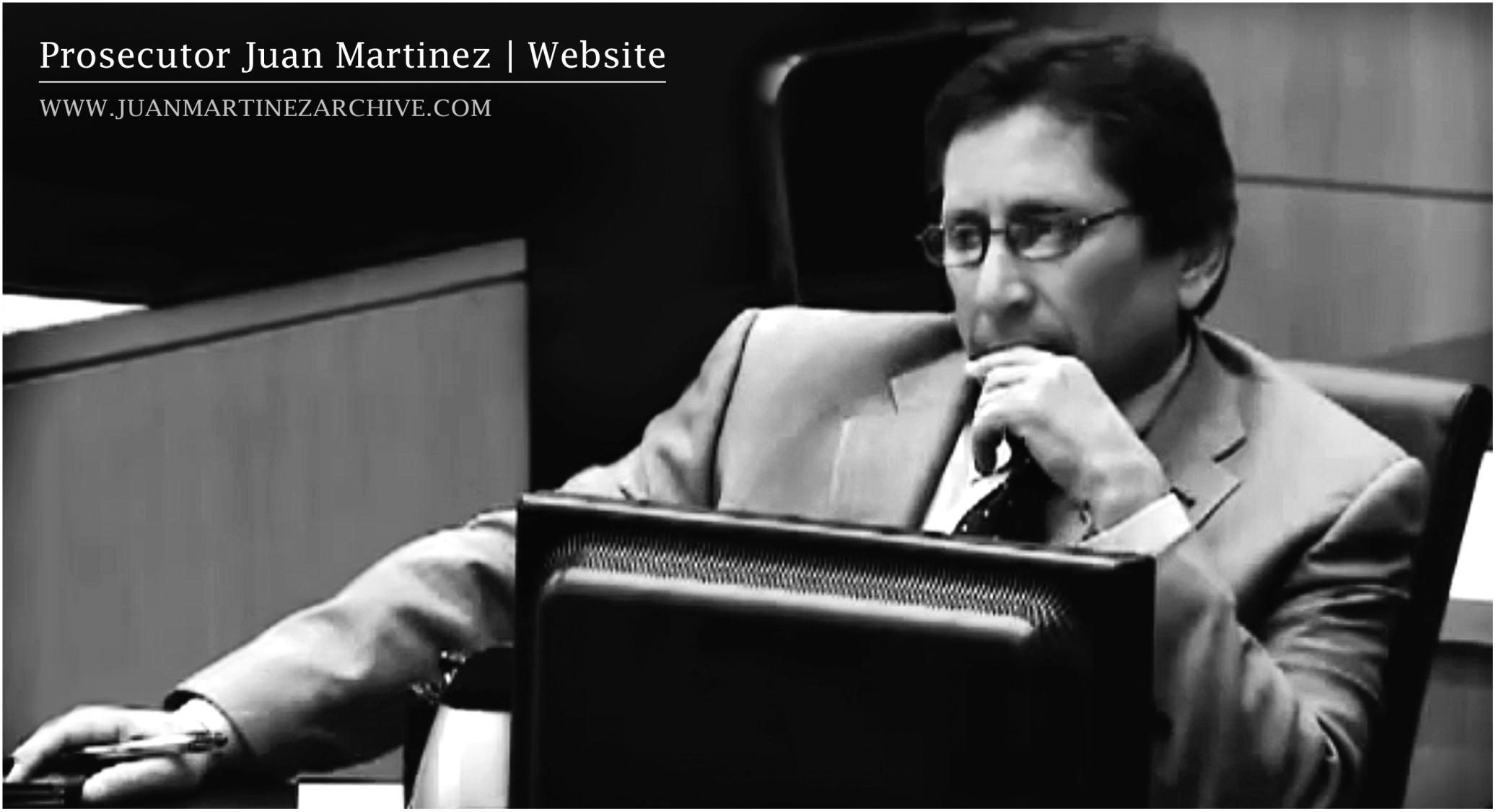 Juan Martinez Arizona Prosecutor